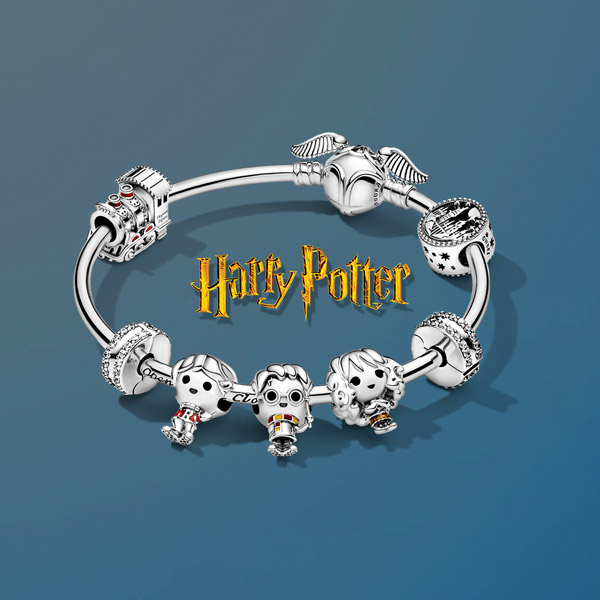 ciondolo harry potter pandora